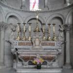 Ancien autel de la cathédrale Saint-Front de Périgueux
