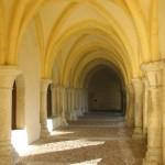 Galerie Est du cloitre de la cathédrale Saint-Front de Périgueux