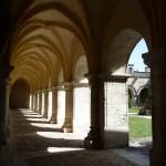 Galerie Nord du cloitre de la cathédrale Saint-Front de Périgueux
