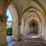 Galerie Ouest du cloitre de la cathédrale Saint-Front de Périgueux