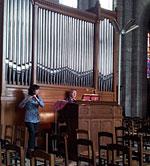 Concert d'orgue du marché à la cathédrale Saint-Front de Périgueux