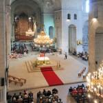 Intérieur de la cathédrale Saint-Front de Périgueux