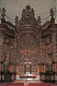 Retable de la cathédrale Saint-Front de Périgueux