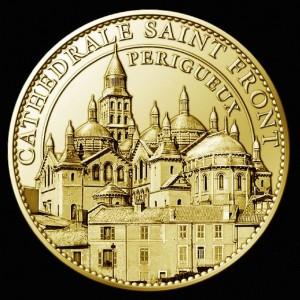 Médaille cathédrale Saint-Front